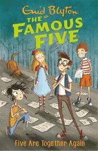 bokomslag Famous Five: Five Are Together Again