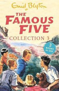 bokomslag The Famous Five Collection 3