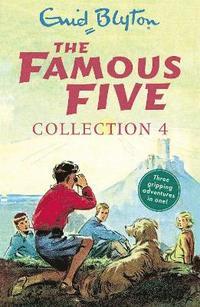 bokomslag The Famous Five Collection 4
