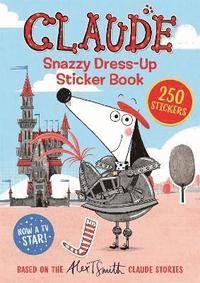 bokomslag Claude TV Tie-ins: Snazzy Dress-Up Sticker Book