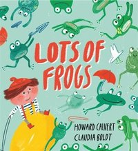 bokomslag Lots of Frogs