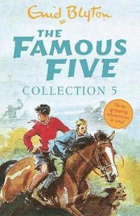 bokomslag The Famous Five Collection 5
