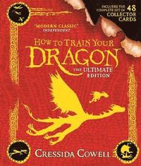 bokomslag How to Train Your Dragon: The Ultimate Collector Card Edition