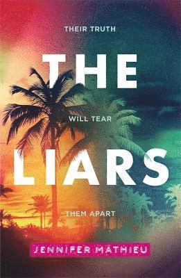 bokomslag The Liars