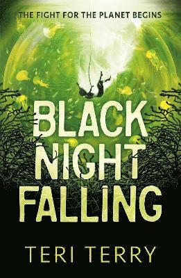 bokomslag Black Night Falling
