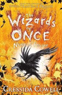 bokomslag The Wizards of Once: Never and Forever