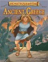 bokomslag Monstrous Myths: Terrible Tales of Ancient Greece