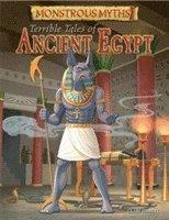 bokomslag Monstrous Myths: Terrible Tales of Ancient Egypt