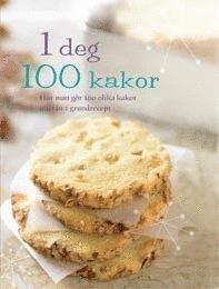 bokomslag 1 deg 100 kakor