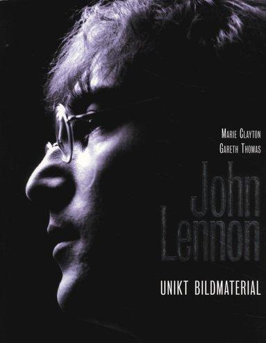 bokomslag John Lennon : fotografier från Daily Mail