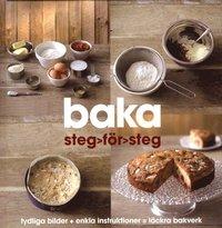 bokomslag Baka steg för steg