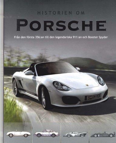 bokomslag Historien om Porsche