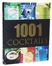 bokomslag 1001 cocktails