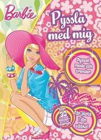 bokomslag Barbie : pyssla med mig