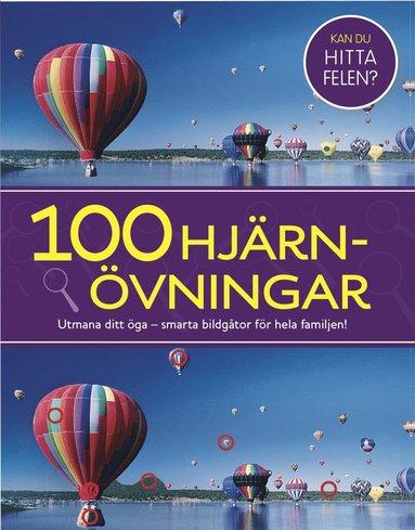 bokomslag 100 Hjärnövningar Ballong