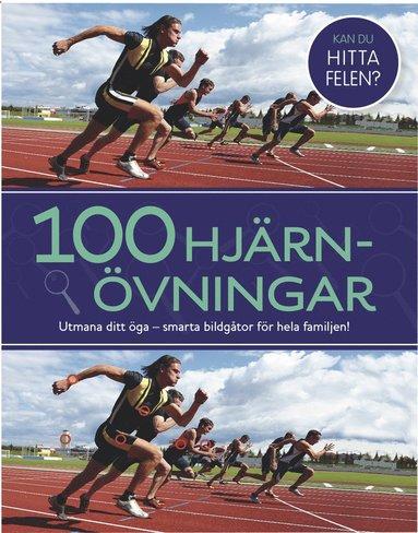 bokomslag 100 Hjärnövningar Sport