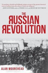 bokomslag The Russian Revolution