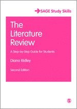 bokomslag The Literature Review: A Step-by-Step Guide for Students