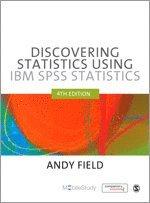 bokomslag Discovering Statistics Using IBM SPSS Statistics
