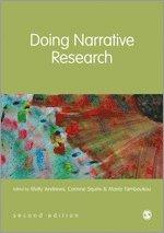 bokomslag Doing narrative research