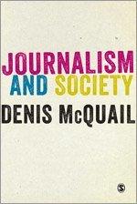 bokomslag Journalism and Society