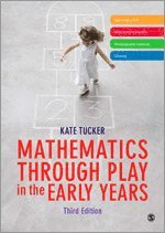 bokomslag Mathematics Through Play in the Early Years
