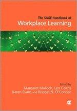 bokomslag The SAGE Handbook of Workplace Learning