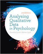 bokomslag Analysing Qualitative Data in Psychology