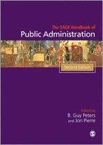bokomslag The SAGE Handbook of Public Administration