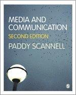 bokomslag Media and Communication