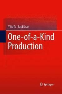 bokomslag One-of-a-Kind Production