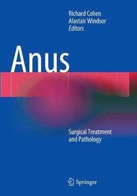 bokomslag Anus