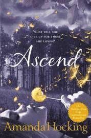 bokomslag Ascend (Trylle III)