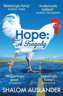 bokomslag Hope: A Tragedy