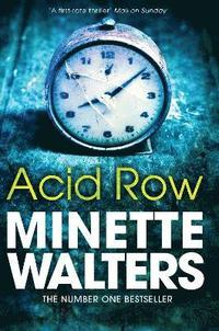 bokomslag Acid Row