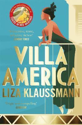 bokomslag Villa america