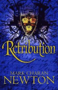 bokomslag Retribution