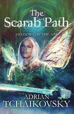 bokomslag Scarab path