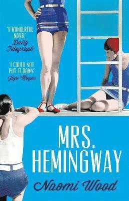 bokomslag Mrs. Hemingway