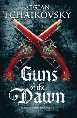 bokomslag Guns of the Dawn