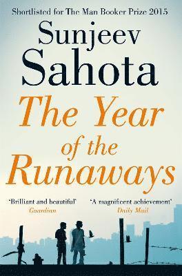 bokomslag Year of the runaways