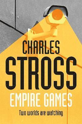 bokomslag Empire games