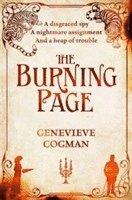 bokomslag The Burning Page