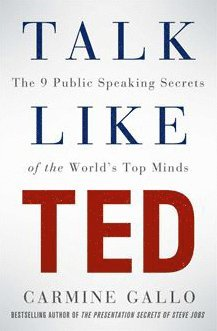 bokomslag Talk Like TED: The 9 Public Speaking Secrets of the World's Top Minds