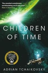 bokomslag Children of Time