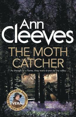 bokomslag TheMoth Catcher