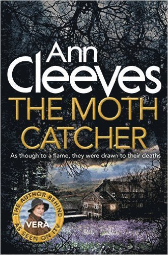 bokomslag The Moth Catcher
