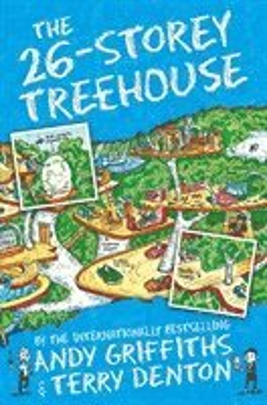 bokomslag The 26-Storey Treehouse