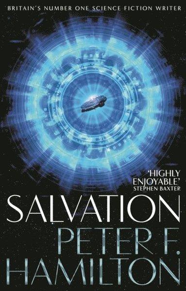 bokomslag Salvation