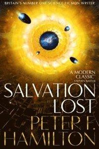 bokomslag Salvation Lost